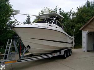 Used Hydra-Sports 2800 WA Walkaround Fishing Boat For Sale