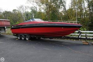 Used Baja Force 320 High Performance Boat For Sale
