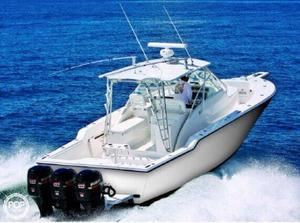 Used Strike 37 Center Console Fishing Boat For Sale