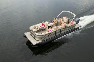 Used Starcraft Pontoon Boat For Sale