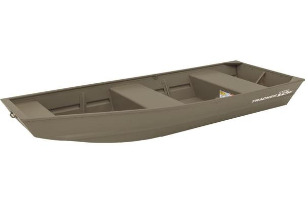 New Tracker Topper 1236 Riveted Jon Boat For Sale