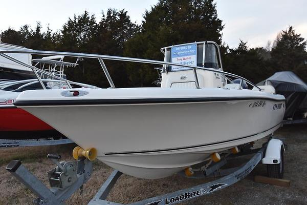 Used Key West 186 Center Console Fishing Boat For Sale
