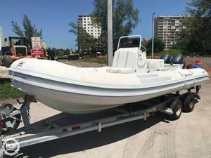 Used Nautica 19 Inflatable Boat For Sale