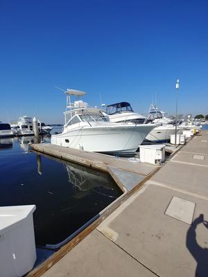 Used Luhrs 37 Canyon Express Cruiser Boat For Sale