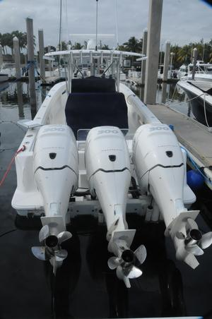 Used Sea Vee 340B Center Console Fishing Boat For Sale