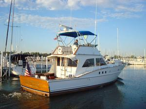 Used Matthews 45 Convertible Fishing Boat For Sale