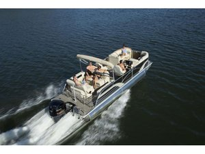 New Sylvan Mirage Cruise LE 8524 DLZ LE Pontoon Boat For Sale