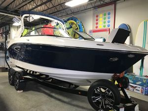 New Sea Ray 230slw Bowrider Boat For Sale