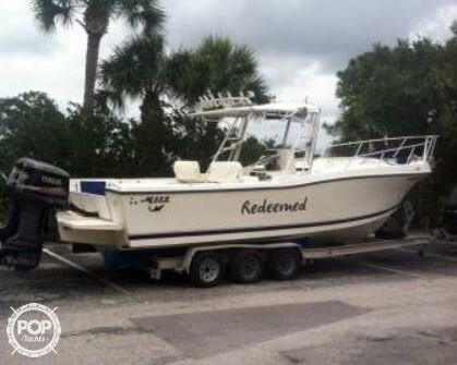 Used Mako 284 Cruiser Boat For Sale
