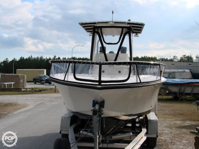 1989 used irvette sunliner 236 center console fishing boat for Used fishing boats for sale in eastern nc
