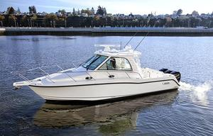 Used Boston Whaler 345 Conquest Motor Yacht For Sale