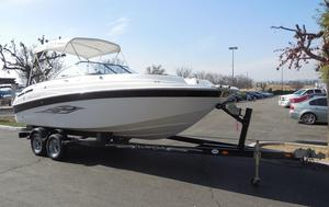 Used Mariah DX213DX213 Deck Boat For Sale