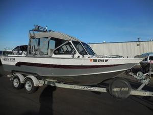 Used North River 21 Sea Hawk Jet Aluminum Fishing Boat For Sale