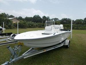 New Cape Craft 180cc Center Console Fishing Boat For Sale
