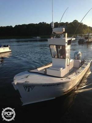Used Ros 27 Center Console Fishing Boat For Sale
