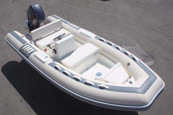New Novurania 430 DL Tender Boat For Sale