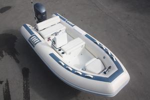 New Novurania 400 DL400 DL Tender Boat For Sale