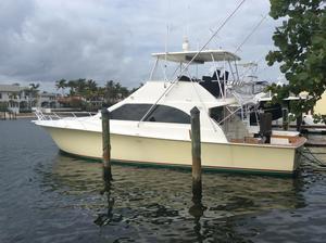 Used Ocean 48 Super Sport48 Super Sport Sports Fishing Boat For Sale