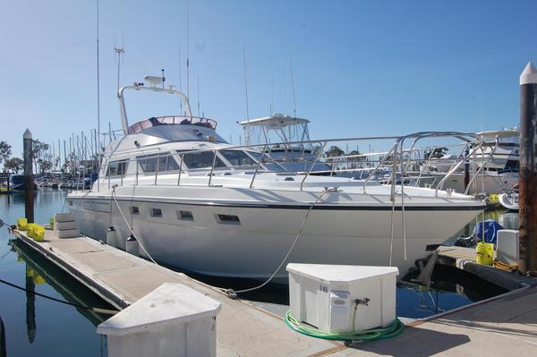 Used Sea Hawk 48 Sedan /MY Motor Yacht For Sale