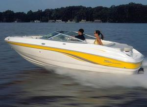 Used Chaparral 204 SSi Runabout Boat For Sale