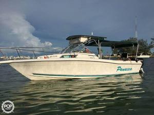 Used Aquasport 250 Explorer Walkaround Fishing Boat For Sale