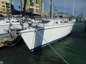 Used Catalina 350 Sloop Sailboat For Sale