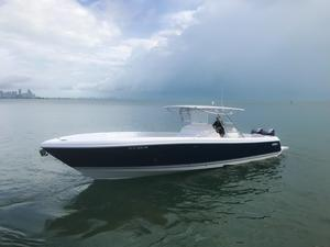 Used Intrepid 375 CC Cruiser Boat For Sale