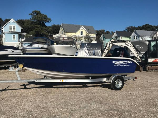 Used Glasstream 17 CCR Center Console Fishing Boat For Sale