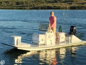 Used Payton SCOOTER Flats Fishing Boat For Sale