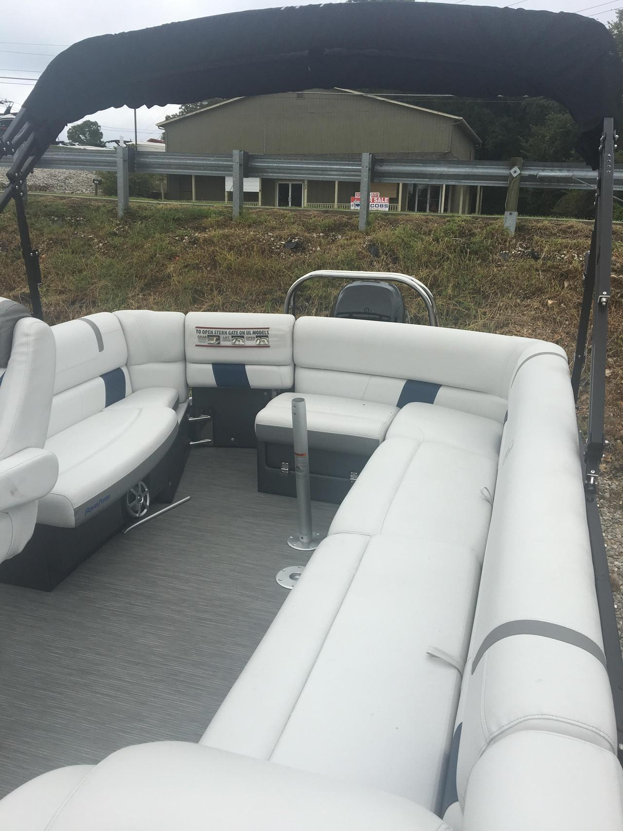 2017 New Aqua Patio 255 UL Pontoon Boat For Sale Osage Beach MO
