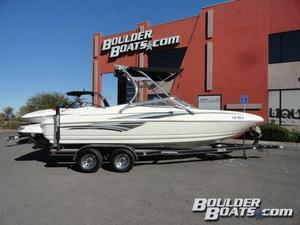 Used Larson Senza 226 I/O Bowrider Boat For Sale