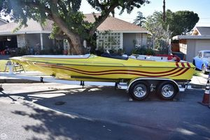 Used Hawaiian Baretta 21 High Performance Boat For Sale