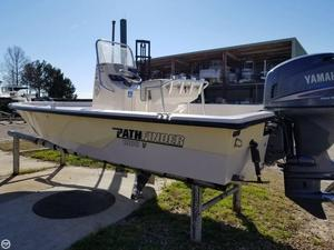 Used Pathfinder 1900 V Bay Boat For Sale