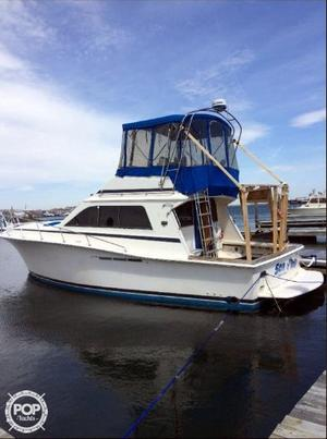 Used Pacemaker 37 SF Sports Fishing Boat For Sale