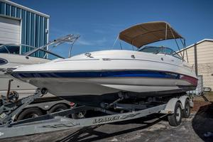 Used Glastron DX 235 Deck Boat For Sale