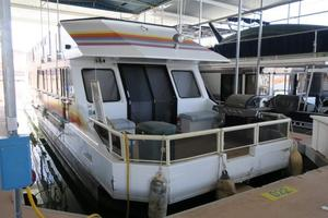 Used Sunseeker HouseboatHouseboat House Boat For Sale