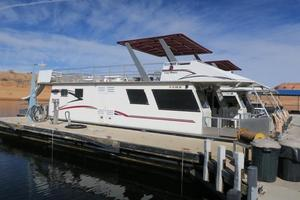 Used Myacht 53x15 Houseboat House Boat For Sale