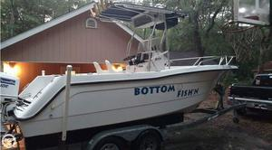 Used Quest 217 Center Console Fishing Boat For Sale