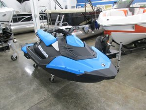 New Sea-Doo SPARK 3up Rotax 900 HO ACE w/ iBR, Conv. Pkg. Jet Boat For Sale