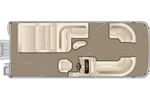 New Bennington 22 SSLX - Premium Pontoon Boat For Sale