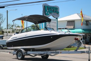 New Hurricane 187 SUNDECK Deck Boat For Sale