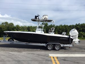 New Crevalle 26 Bay26 Bay Center Console Fishing Boat For Sale