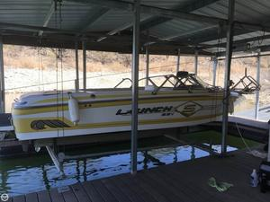Used Supra Launch SSV Bowrider Boat For Sale