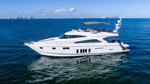Used Fairline Squadron 65 Motor Yacht For Sale