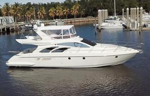 Used Azimut 50 Flybridge Boat For Sale