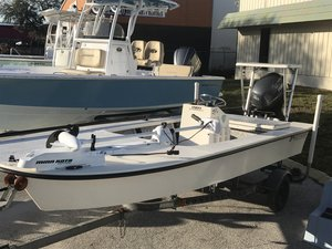 Used Mitzi Skiff Mitzi 15 Flats Fishing Boat For Sale
