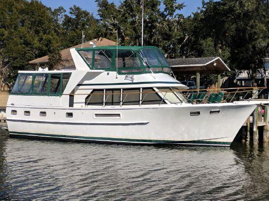 Used Defever 47 Poc Trawler Boat For Sale