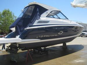 Used Regal 35 Coupe Cruiser Boat For Sale
