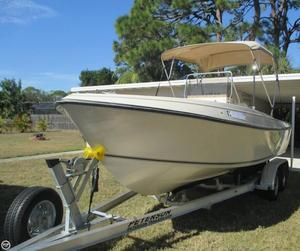 Used Aquasport 200 CCP Center Console Fishing Boat For Sale