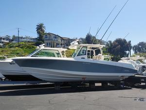 Used Boston Whaler 350 Outrage350 Outrage Center Console Fishing Boat For Sale